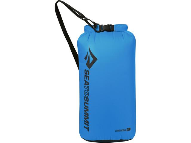 Sea to Summit Lightweight Sling Dry Bag 10l, blu